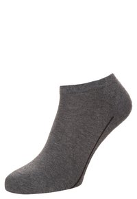 camano - SOFT SNEAKER BOX 7 PACK - Socks - grey - 1