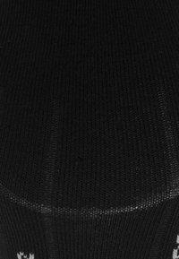 camano - SOFT SNEAKER BOX 7 PACK - Socks - black - 1