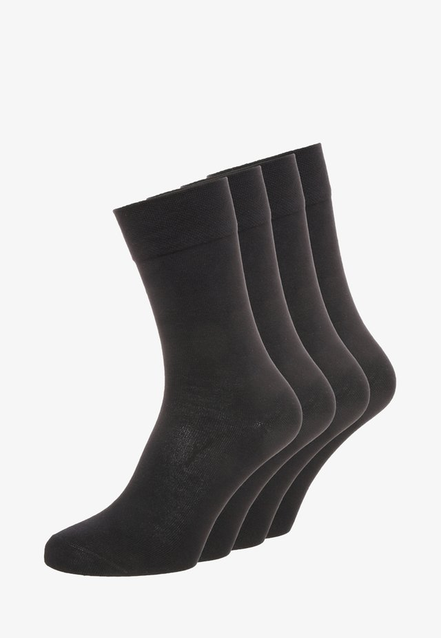 4 PACK - Socken - black