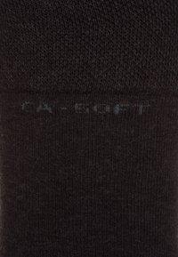 camano - 4 PACK - Sokken - anthracite - 1