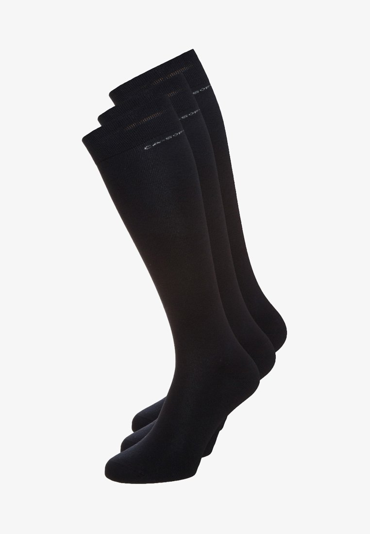 camano - 3PACK - Knee high socks - navy