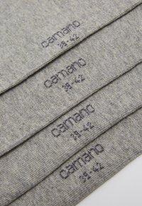 camano - SOFT 4 PACK - Socks - grey - 2