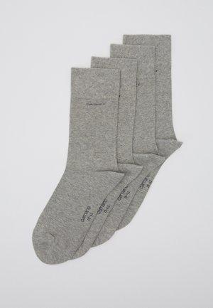 SOFT 4 PACK - Sokken - grey