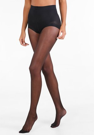 15 DEN NATURAL SHAPE - Tights - black