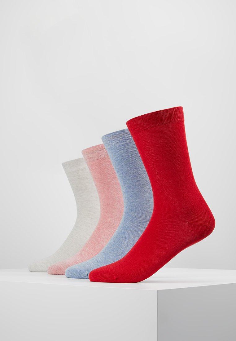 camano - WOMEN SOFT SOCKS 4 PACK - Socks - colour box