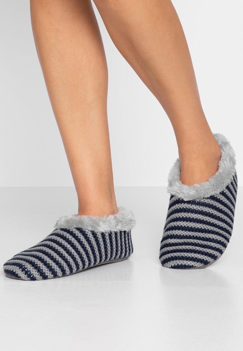 camano - HOME SLIPPER 1 PACK - Domácí obuv - blue