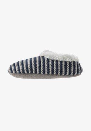 HOME SLIPPER 1 PACK - Pantofole - blue