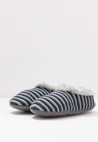 camano - HOME SLIPPER 1 PACK - Slippers - blue - 4