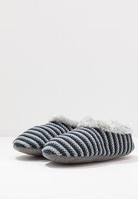camano - HOME SLIPPER 1 PACK - Domácí obuv - blue - 4