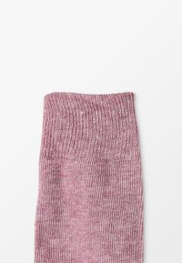 camano - SOFT 6 PACK - Ponožky - chalk pink melange - 4