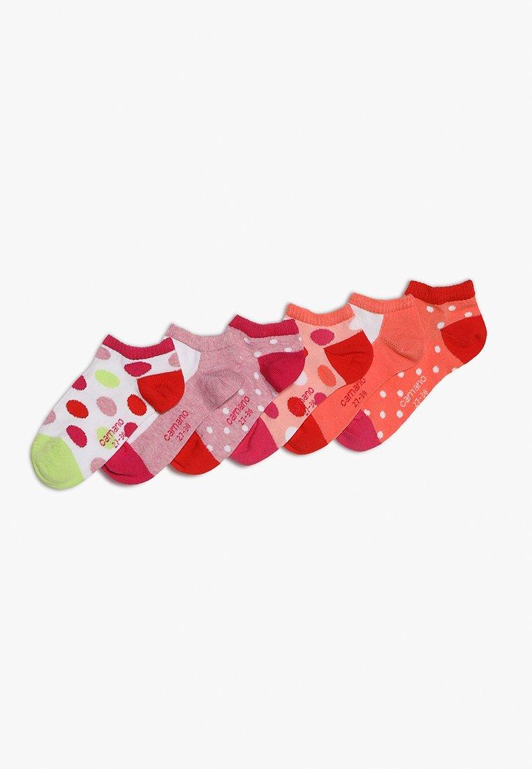 camano - FASHION SNEAKER 6 PACK  - Ponožky - apricot