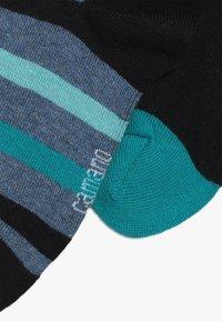 camano - ONLINE CHILDREN FASHION 4 PACK - Chaussettes hautes - denim melange - 2