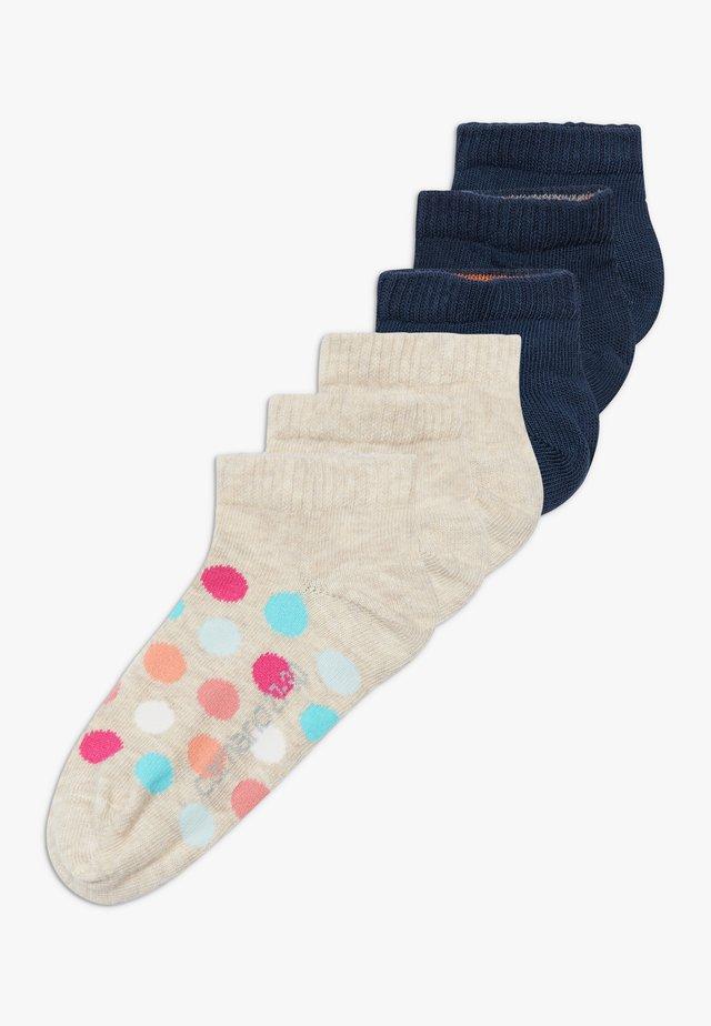 ONLINE CHILDREN FASHION 6 PACK - Socks - nature melange