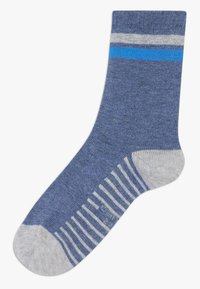 camano - ONLINE CHILDREN FASHION 6 PACK - Calcetines - blue - 3