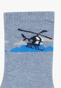 camano - ONLINE CHILDREN FASHION 6 PACK - Calcetines - blue - 5