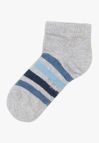 camano - ONLINE CHILDREN FASHION QUARTER 6 PACK - Ponožky - fog melange - 1