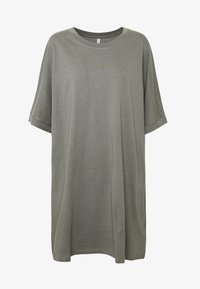 CALANDO - T-SHIRT DRESS - Jersey dress - moon mist - 3