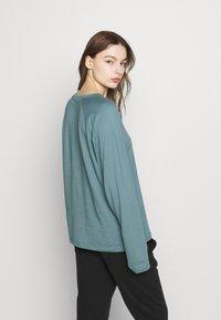 CALANDO - Long sleeved top - goblinblue - 2