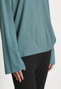 CALANDO - Long sleeved top - goblinblue - 4