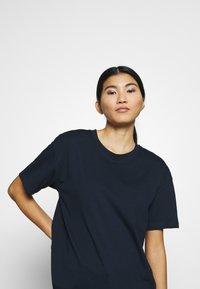 CALANDO - Basic T-shirt - sky captain - 3