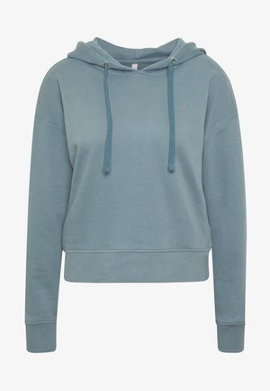 LOOSE FIT HOODIE  - Mikina s kapucí - goblinblue