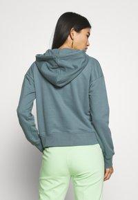 CALANDO - LOOSE FIT HOODIE  - Bluza z kapturem - goblinblue - 2