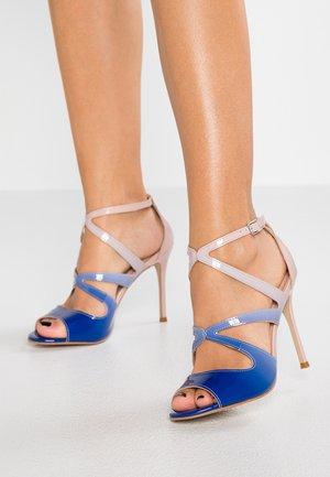 GIZELLE - Sandalias de tacón - pale blue