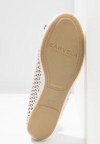 Carvela - LIDIA - Ballerines - white - 6