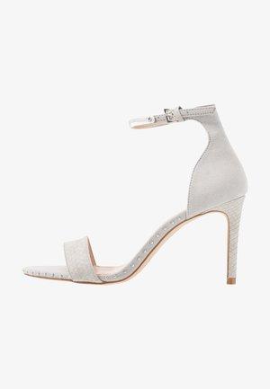 GRIDDLE - Korolliset sandaalit - grey