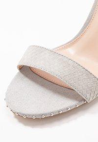Carvela - GRIDDLE - Sandaler med høye hæler - grey - 2