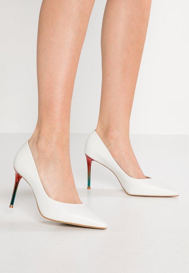 ALISON - High Heel Pumps - white