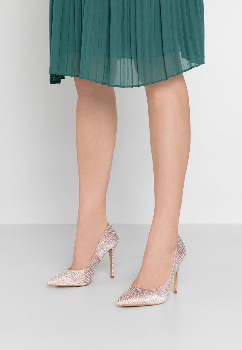 Carvela - LOVEBIRD - High heels - nude