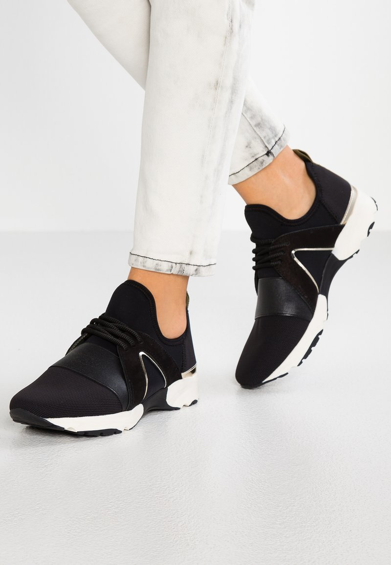 Carvela - LAMAR  - Sneakers laag - black
