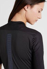 Craft - HALE GLOW - T-Shirt print - black - 4