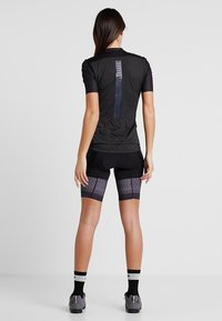 Craft - HALE GLOW - T-Shirt print - black - 2