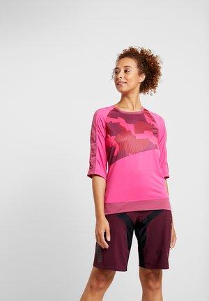 HALE - T-Shirt print - pink