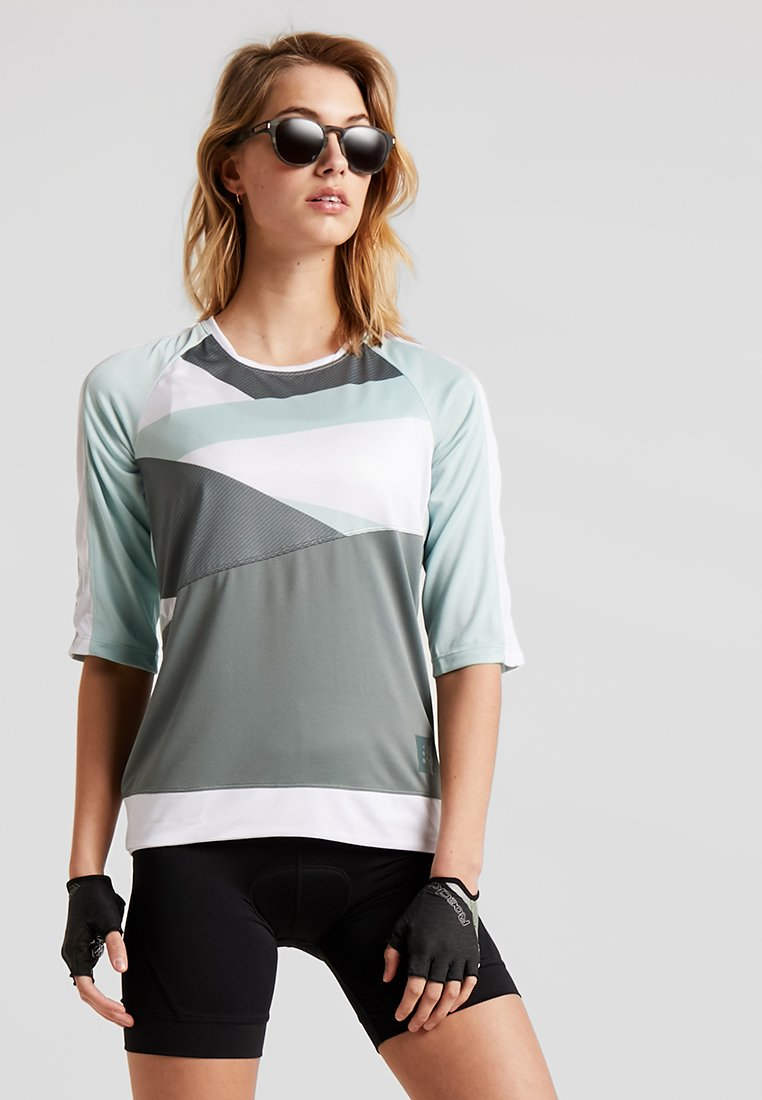Craft - HALE - T-shirt z nadrukiem - plexi/gravity