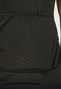 Craft - ESSENCE - T-shirt - bas - black - 5