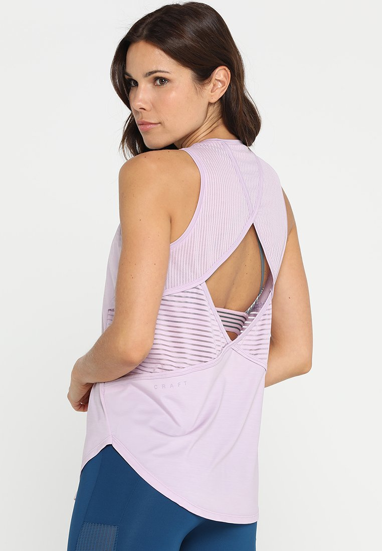 Craft - SINGLET  - Top - flare