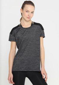 Craft - Basic T-shirt - black - 0