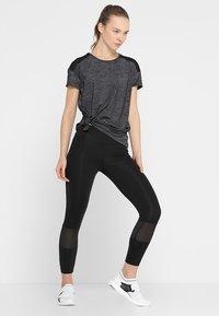 Craft - Basic T-shirt - black - 1