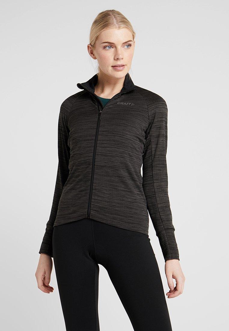 Craft - IDEAL THERMAL  - Outdoorová bunda - black melange