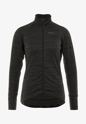 IDEAL THERMAL  - Outdoorjacke - black melange