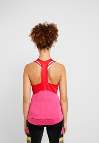 Craft - STRIDE SINGLET - Top - fame/bright red - 2