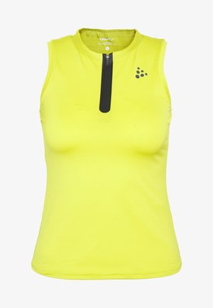 UNTMD SINGLET  - Top - yellow