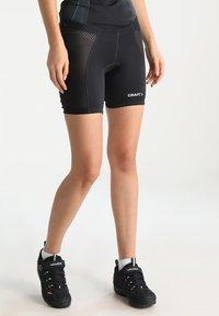 Craft - EMPRESS XT SHORTS 2-IN-1 - Short de sport - black - 3