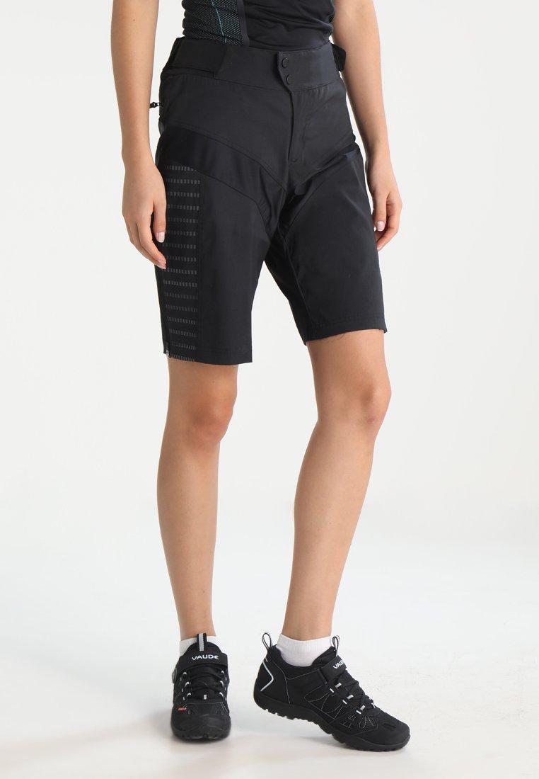 Craft - EMPRESS XT SHORTS 2-IN-1 - Short de sport - black