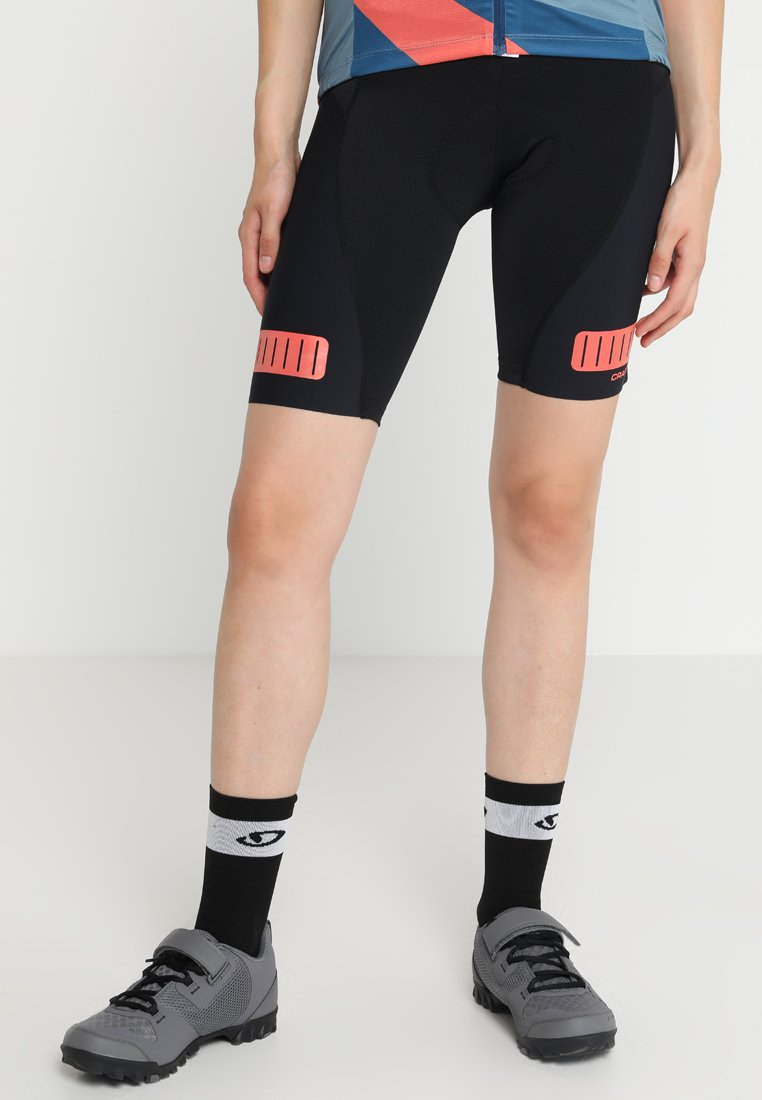 Craft - HALE GLOW SHORTS - Leggings - black/boost