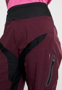 Craft - HALE SHORTS - kurze Sporthose - hickory black - 3