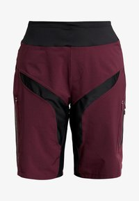 Craft - HALE SHORTS - kurze Sporthose - hickory black - 7